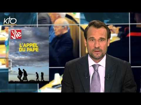 Accueil des migrants, le Pape en Afrique centrale et l'actu de la semaine