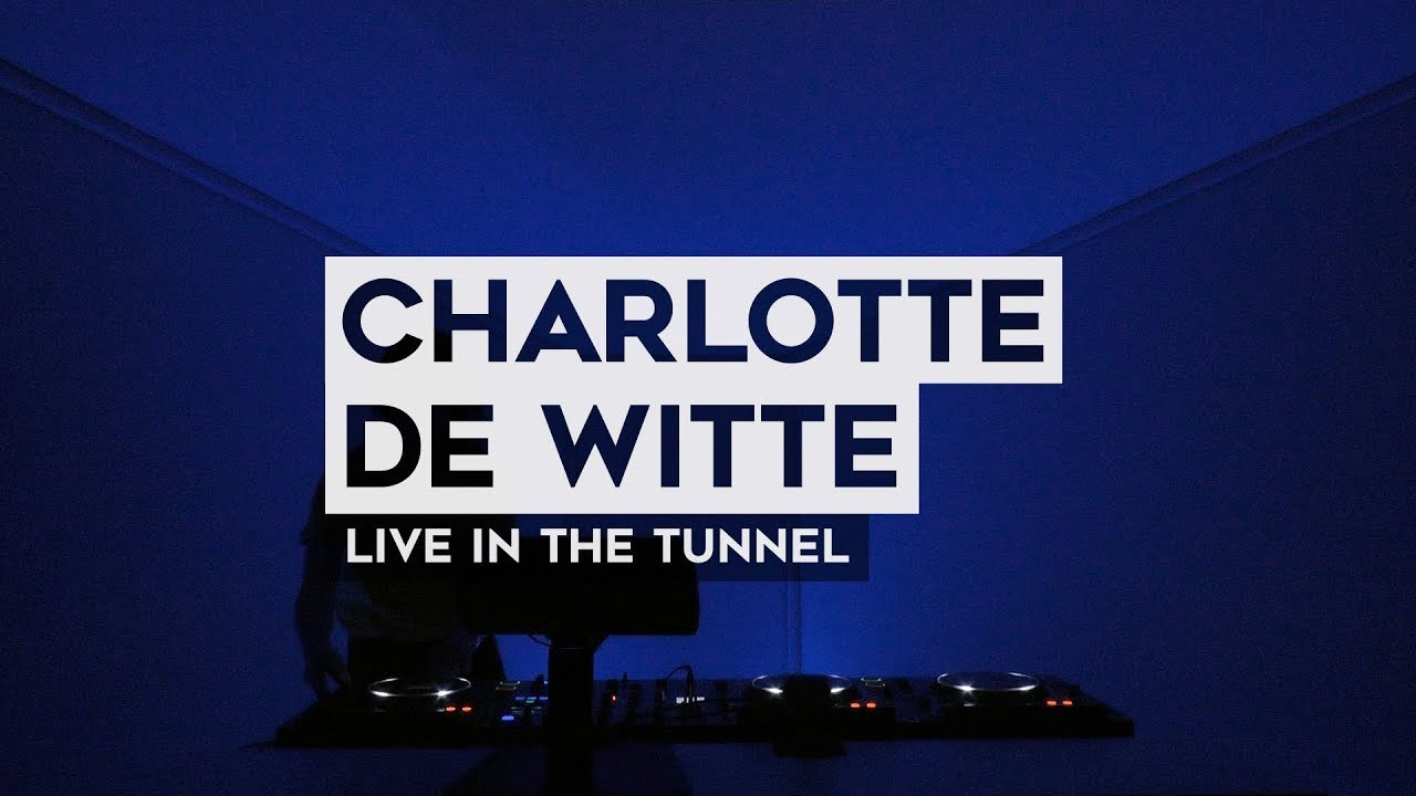 Charlotte de Witte - Live @ The Tunnel 2018