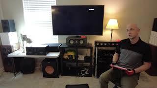 Polk Audio Signature Series s35 vs s30, vs SVS Prime   Center Channel Speaker Review