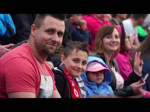 WIDEO: Wilki Krosno - Polonia Bydgoszcz 44-46 [KULISY]