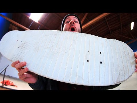 HOCKEY TAPE GRIP TAPE | FORCING LANCE TO SKATE THE PARK!