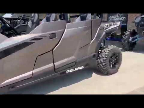 2020 Polaris General 4 1000 in Marshall, Texas - Video 1