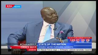 CHOICE 2017: State Of the Nation - Uhuru adopts proposal on pay cut [Part 1]