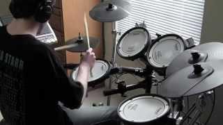Marillion - Heart of Lothian - Drum Cover (Tony Parsons)
