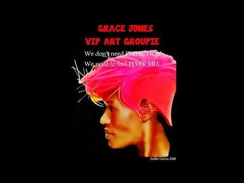 GRACE JONES - HEALING MIX art groupie DJ Q REMIX