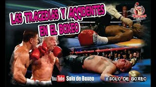 ▄TOP 6▄ DE LAS TRAGEDIAS Y ACCIDENTES EN EL BOXEO [parte 1]