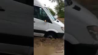 Дороги в Талдыкоргане