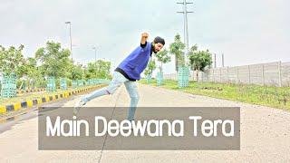 Main Deewana Tera | Guru Randhawa, Nikhita Gandhi | Zartaz Siddiqui Choreography