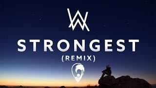 Ina Wroldsen   Strongest (Alan Walker Remix)