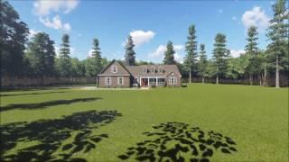 EUROPEAN HOUSE PLAN 348-00111
