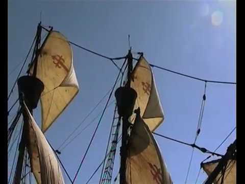 La Nao Victoria regresa a Málaga tras su gira europea