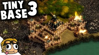 FINAL WAVE vs TINY BASE 3! | They Are Billions Beta 0.8 Update Gameplay