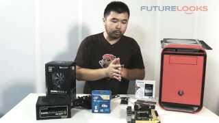 [HD] LIVE Build - The BitFenix Prodigy Demo Rig for LANcouver 2013 (Aired July 11, 2013 on TwitchTV)
