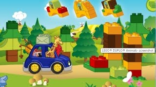 LEGO® DUPLO® Animals, Lego Building Games, Lego Forest Animals, Games for Children /Android