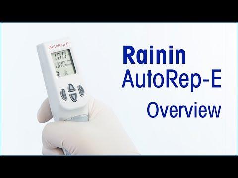 AutoRep E. - Adjustable Repeating Pipettes