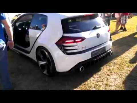 VW Golf R - Nice sound