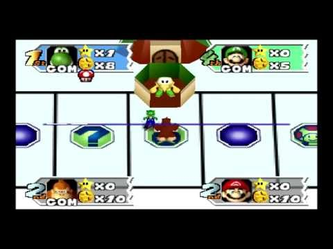 Monopoly Party [MP3] | Mario Party Custom Board #1 | (+Download Link!)
