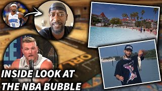 Terrence Ross Gives Us An EXCLUSIVE LOOK Of The NBA Bubble