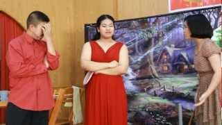 ปิยะฯแข่งขัน Skit ณ เมืองทองธานี