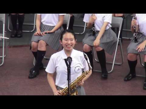 同志社国際高校 2016春の高校バンドフェスティバル