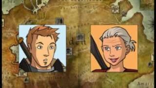 Dragon Age Banter - Alistair and Wynne - Swaying Hips