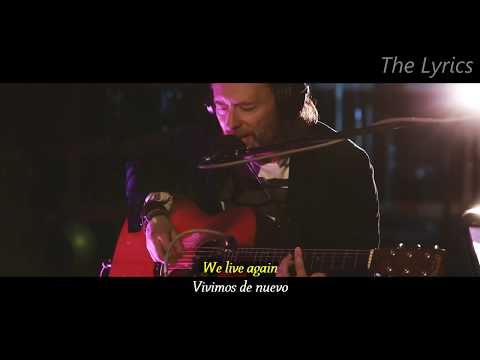 Thom Yorke - Open Again (Lyrics - Sub.Español)