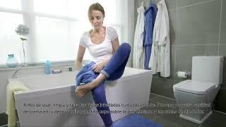 Scholl Cómo tratar el pie de atleta de forma eficaz anuncio