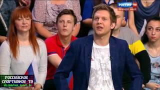 Владимир Гарниенко(в миру Стогниенко), который не болеет за Россию