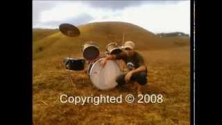 preview picture of video 'Richard Hd Hujon -My Drums introduction...courtesy vidz Funkcomp 2008 HD Vertebrate Khasi :)'