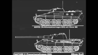 tanks of WorldWar II- part 4 - E-series