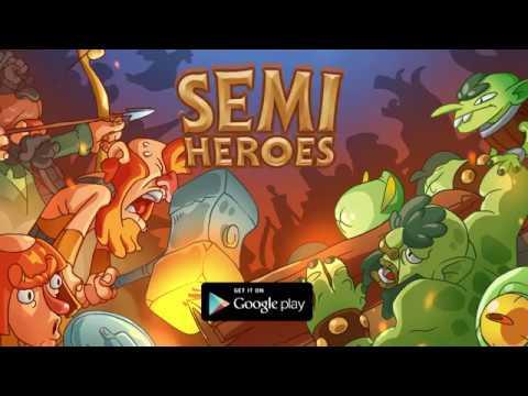 Видео Semi Heroes: Idle Battle RPG