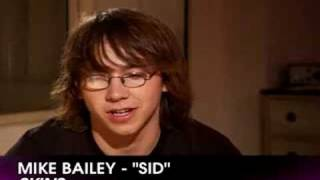 Skins (телесериал Молокососы), SKINS (BBC America) - Mike Bailey vs. Sid