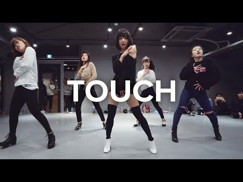 Touch - Little Mix / May J Lee Choreography (видео)
