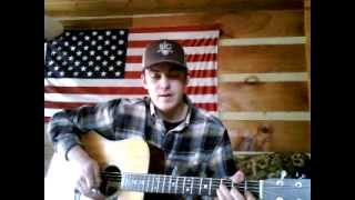 """Eric Church """"Talladega"""" cover by Dylan Riddle"""