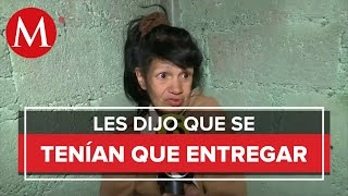 Tía de Mario delató a presuntos feminicidas de Fátima