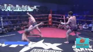 Король тайского бокса Буакав Пор Прамук Лучшие нокауты