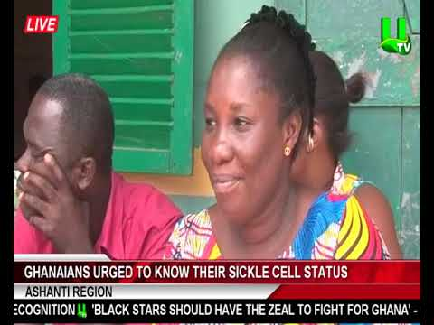 Ghanaians Urged To Know Their Sickle Cell Status