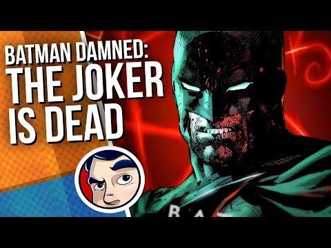 "Batman Damned: ""Joker Is Dead?"" – Complete Story  Comicstorian"