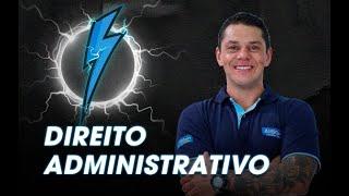 Aula de Direito Administrativo - Prof. Evandro Guedes - Parte 1 - AlfaCon