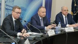 Заседание подкомитета по логистике Комитета ТПП РФ по транспорту и экспедированию.