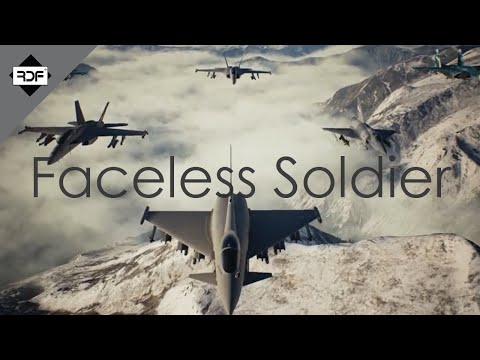 faceless-soldier--ace-combat-7--mission-9--eurofighter-typhoon