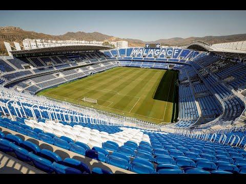 La Rosaleda, preparada para vuelta a los entrenamientos del Málaga
