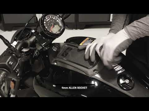 Carbon Fiber Tank Covers, Pair - Image 1 of 4 - Product Video