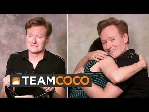 Conan dělá konkurz na reklamy