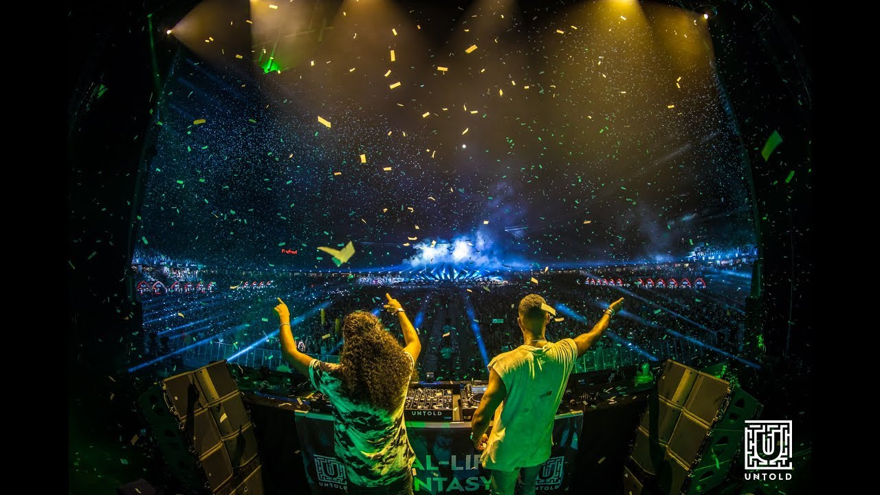 Sunnery James & Ryan Marciano - Live @ Untold Festival 2017