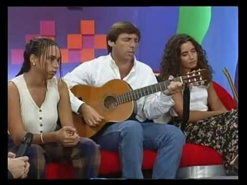 Facundo Saravia video Entrevista CM - CM Vivo 1996