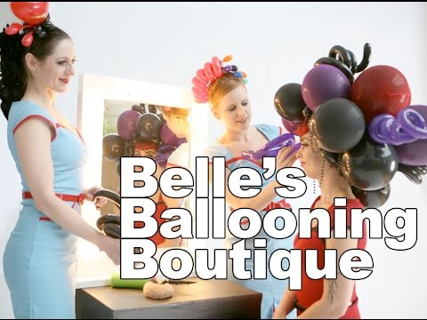 Belle's Ballooning Boutique Video