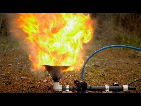 Don't Build This DIY Fireball Machine (Unless You're Super Awesome)