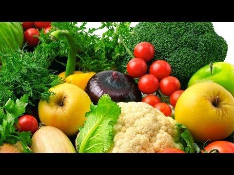 Organické potraviny proti stárnutí