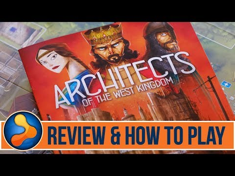 Architects of the West Kingdom Review & How to Play - GamerNode Tabletop